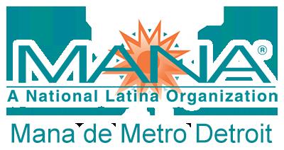 Mana de Metro Detroit Logo
